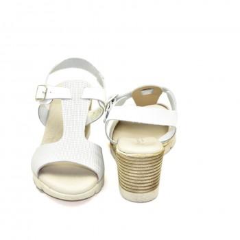 Miękkie i wygodne sandały Hiszpańskie Sandały Vaquetillas 20712