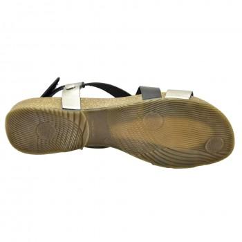 zapinane na rzep sandałki na paseczku Hiszpańskie Sandały SPK Shoes