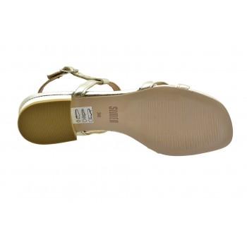 Sandały Simen 1549A Złote