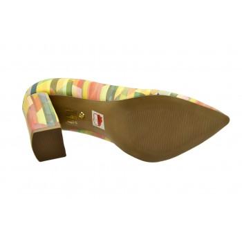 Wielokolorowe Wygodne buty wizytowe Ver Giovanni