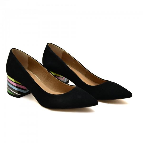 Mięciutkie eleganckie czółenka firmy Ulmani Shoes