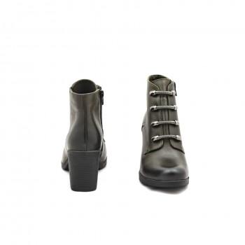 Wygodne buty zimowe Kampa 224 na grubej podeszwie