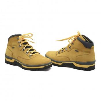 Trzewiki męskie żółte Enzo 107