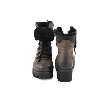 Trapery damskie zimowe Simen 0844A