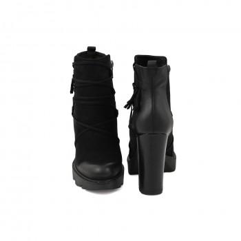 Eleganckie buty damskie Edeo 3117 na platformie