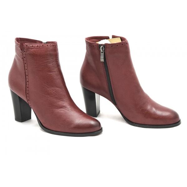 Wygodne buty zimowe damskie Acord 3296/502