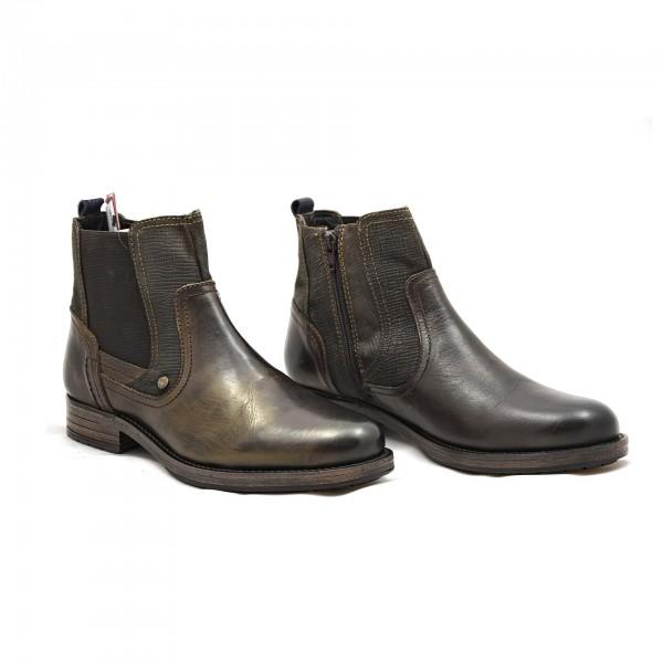 Wygodne buty męskie zimowe Olivier 15400