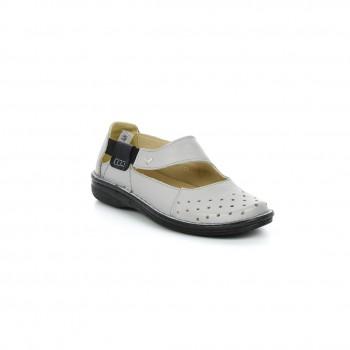buty z tęgością H idealne na haluksy z profilowaną wkładką letnie półbuty dziurkowane