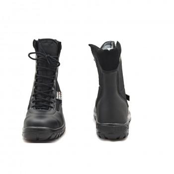 Buty wojskowe z blachą GROM PLUS