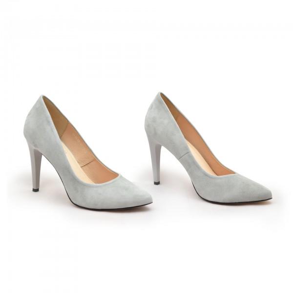 Eleganckie buty  na szpilce Ver Giovanni 644/90/ZSS