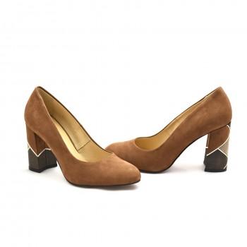 Buty wyjściowe Kordel Paula 9 brąz