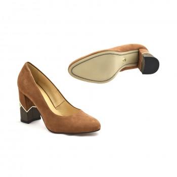 Wygodne buty wizytowe Kordel Paula 9 bardzo dobrze wyprofilowane