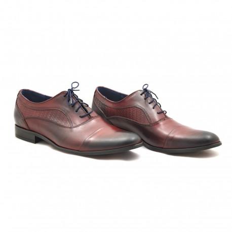 wizytowe eleganckie buty wyjściowe 381 j&r