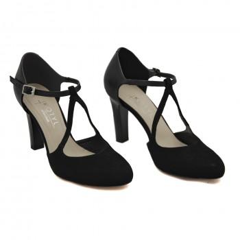 Buty wyjściowe Kotyl 5923 Czarny