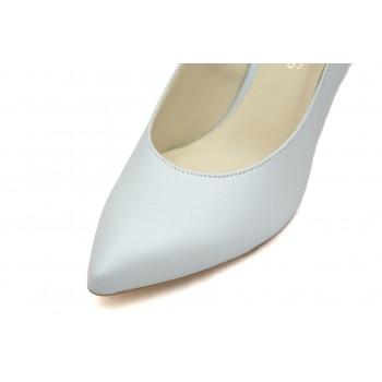 Perłowe damskie buty Anis 4497 wygodne dobrze wyprofilowane