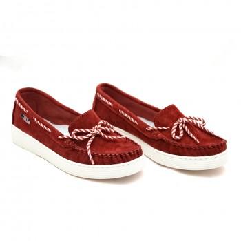 Buty na płaskiej podeszwie Nessi 19507