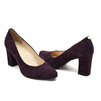 Damskie buty na obcasie Sala 9214 1321