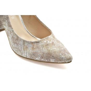 Buty eleganckie skórzane wyjściowe Damiss DS-43 na każdą okazję