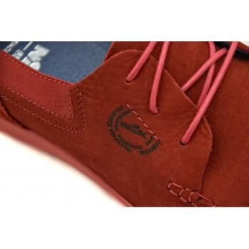 Codzienne obuwie męskie Nik 480 Czerwone