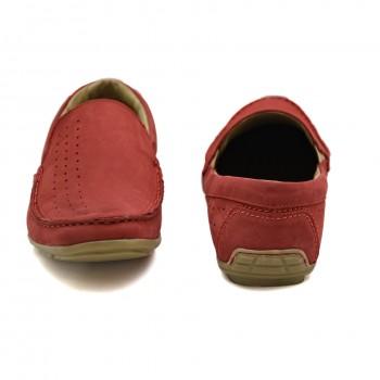 Codzienne buty sportowe Komodo 890 Czerwone
