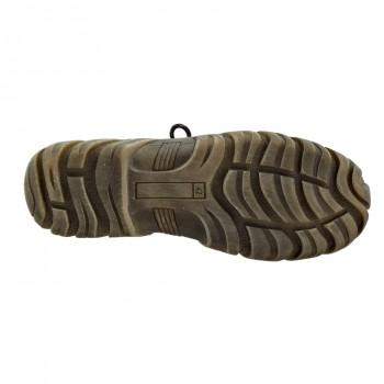 Męski wycinany na grubszej podeszwie buty Kacper 0615